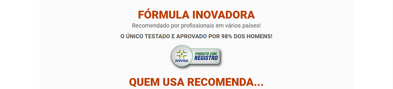 anvisa Mapa do site Mais HotGel
